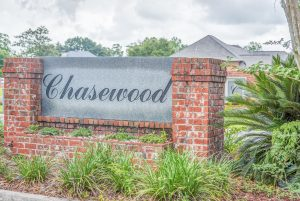 Chasewood Sign